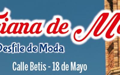 """Éxito en el Desfile de Moda y arte de Triana """"TRIANA DE MODA"""""""
