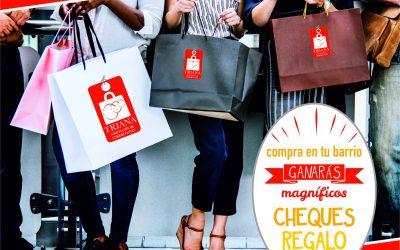 Campaña de Consumo «VIVE LA PRIMAVERA POR TRIANA», con tickets de premios directos de la Asociación de Comerciantes de Triana